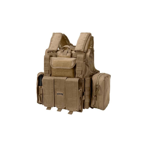 Barska BI12308 Loaded Gear Tactical Vest VX-300 (Dark Earth)