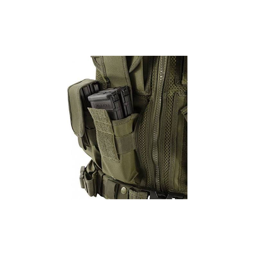 Barska BI12332 Loaded Gear Tactical Vest VX-200 (OD Green)