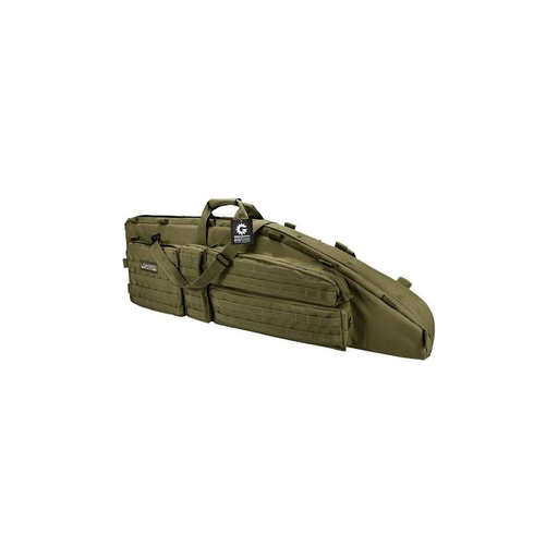 "Barska BI12554 Loaded Gear RX-600 46"" Tactical Rifle Bag (OD Green)"