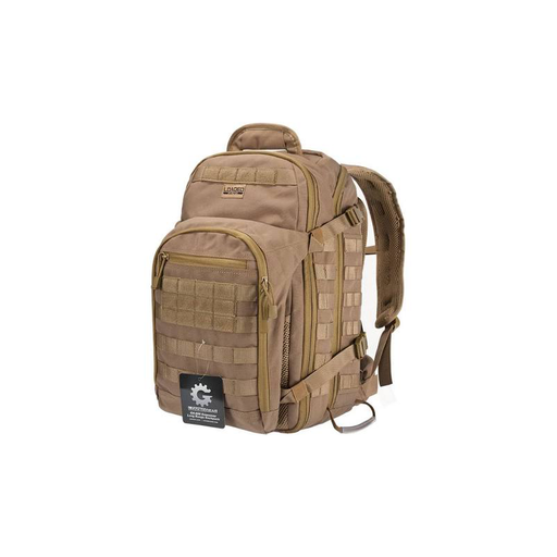 Barska BI12600 Loaded Gear GX-600 Crossover Tactical Backpack (Dark Earth)
