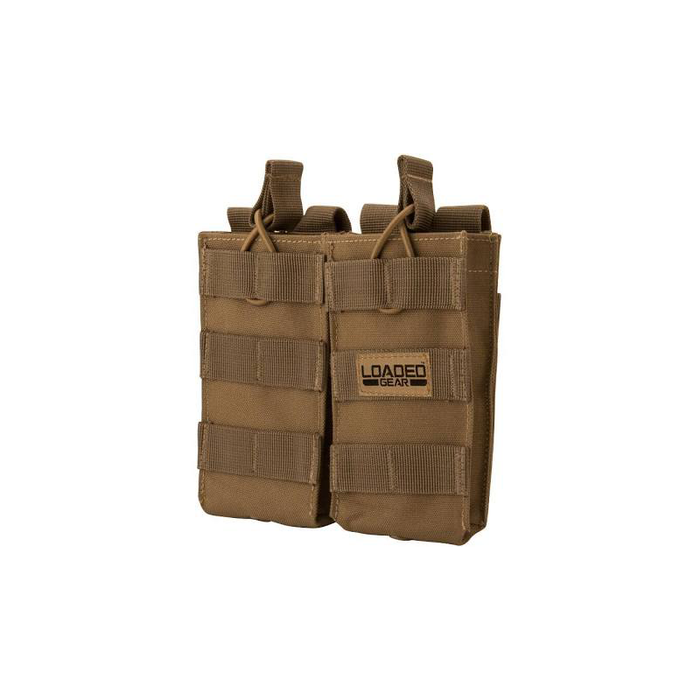 Barska BI13002 Loaded Gear CX-850 Double Magazine Pouch