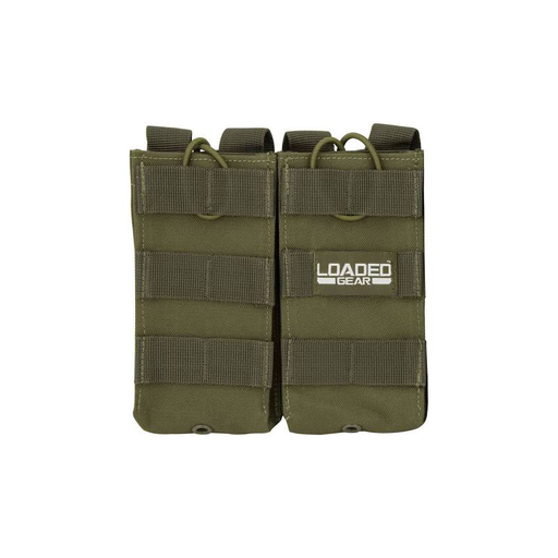 Barska BI13004 Loaded Gear CX-850 Double Magazine Pouch