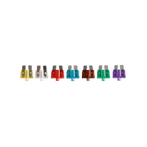 Velleman BL/AFUL Automotive Blade Fuse Set, with Indicator Lights
