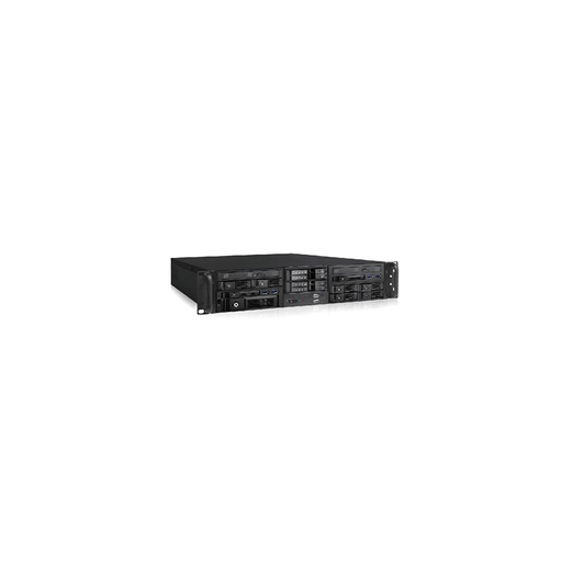 "iStarUSA BPN-124K-SA  Trayless 5.25"" to 4x 2.5"" SATA 6 Gbps HDD SSD Hot-swap Rack"