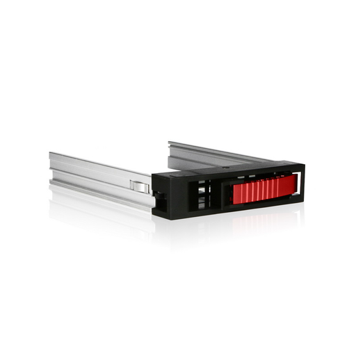 iStarUSA BPU-HSTRAY-RED BPU Series and T-7M1-SATA Tray with Aluminum Handle