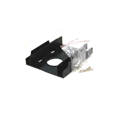 "Bytecc Bracket-35225 2.5 Inch HDD/SSD Mounting Kit For 3.5"" Drive Bay or Enclosure Model: bracket-35225"
