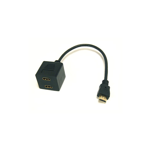 Bytecc BTA-036 HDMI* Female x 2 to HDMI* Male Adaptor