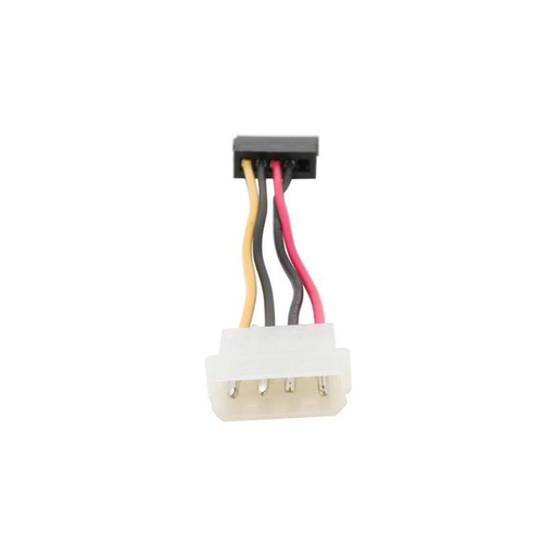Athena Power CABLE-AD03 Molex 4pin to SATA 7/15pin