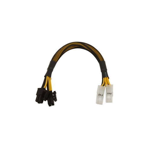 Athena Power CABLE-M84M84F 4 in 1 Extension/Conversion