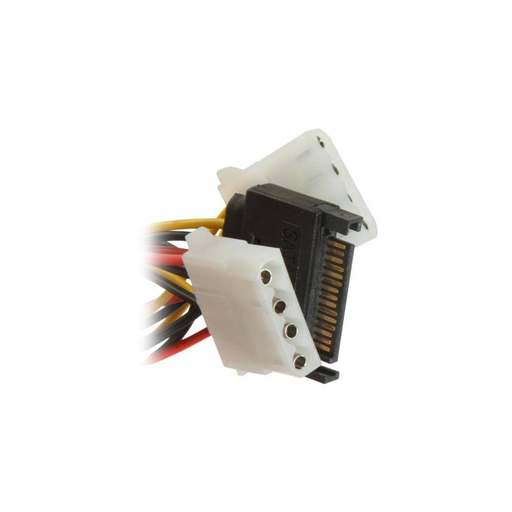 Athena Power CABLE-S15M42 SATA 15pin to Dual Molex 4pin