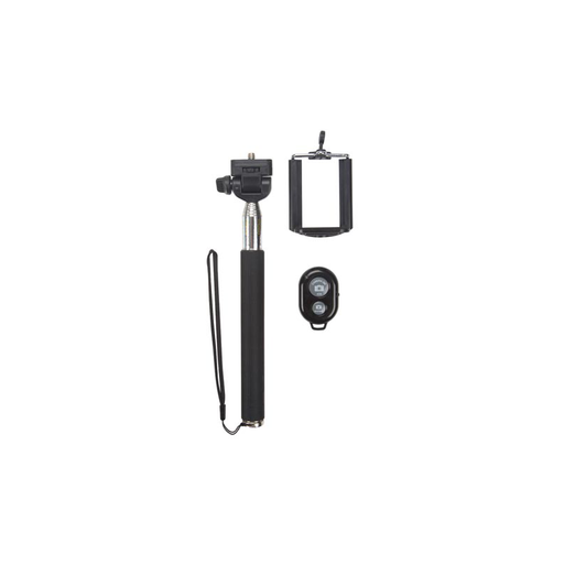 Velleman CAMB18 Selfie Stick with Wireless Remote Shutter Button