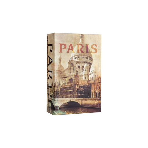 Barska CB12362 Paris Book Lock Box w/Combination Lock