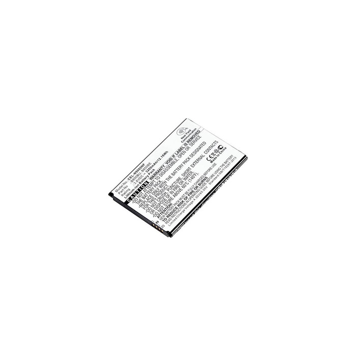 Dantona CEL-N9000NF Battery - Li-Ion