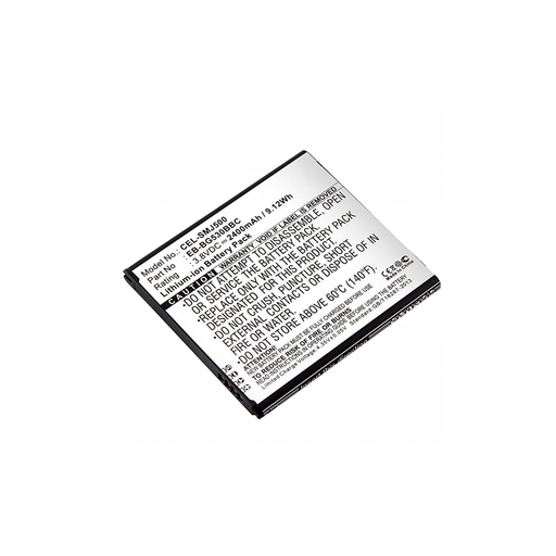 Dantona CEL-SMJ500 Lithium Ion (ICR/CGR/LIR) 3.8 Volts Cell Phone Battery