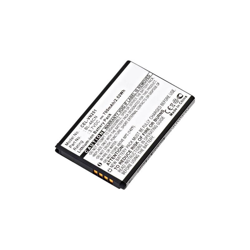 Dantona CEL-VN251 Battery - Li-Ion