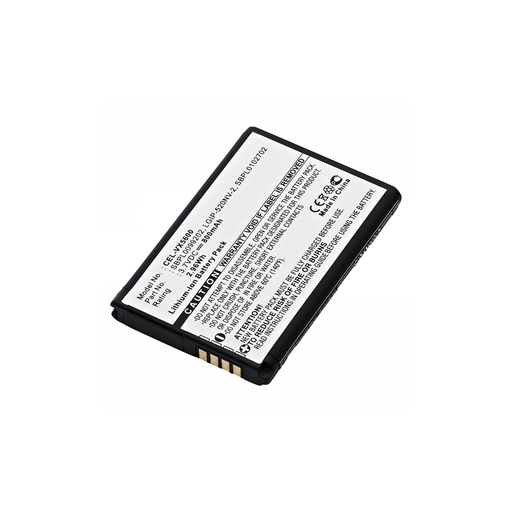 Dantona CEL-VX5600 Cellular Phone Li-ion Battery for LG