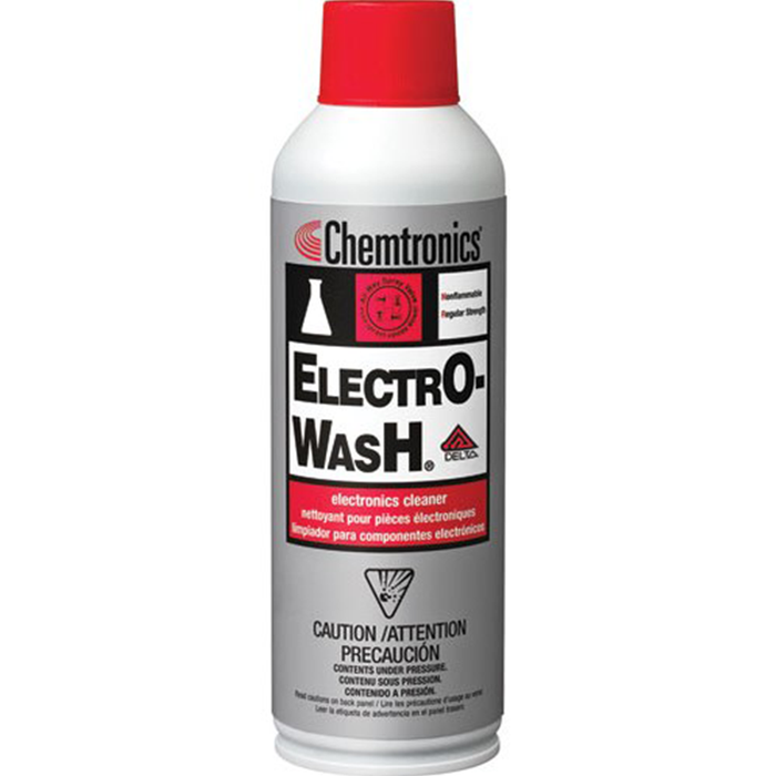 Chemtronics DEL1601 Degrease Cleaner, 12oz Aerosol