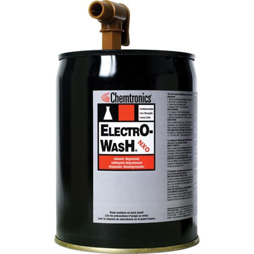 Chemtronics ES107 Degreaser Electro Wash Cleaner, 1gal
