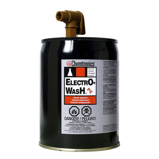 Chemtronics ES110 Electronics Degreasing Cleaner, 1gal Drum