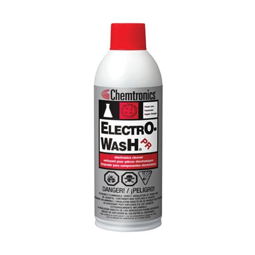 Chemtronics ES1603 Electronics Degreasing Cleaner, 10oz Aerosol