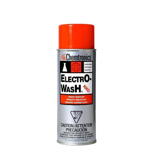 Chemtronics ES1607 Ready To use Electric Degrease Cleaner, 12oz Aerosol