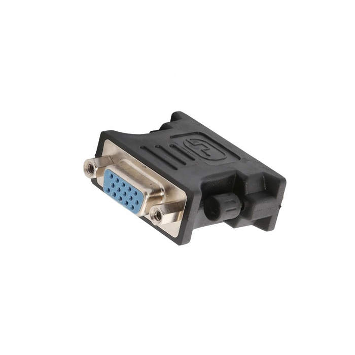 Syba CL-ADA31002 DVI-I Male to Analog VGA Female Connector Converter