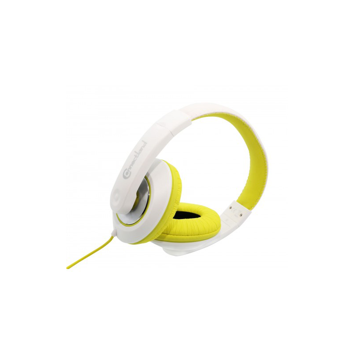 Syba CL-AUD63033 Over The Ear Stereo Headphone for Mobile Devices and Smartphone
