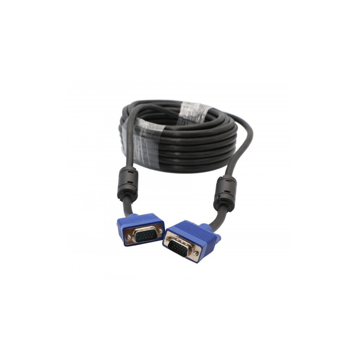 Syba CL-CAB32008 95 ft VGA SVGA HD14 Cable connect projector to PC or Laptop