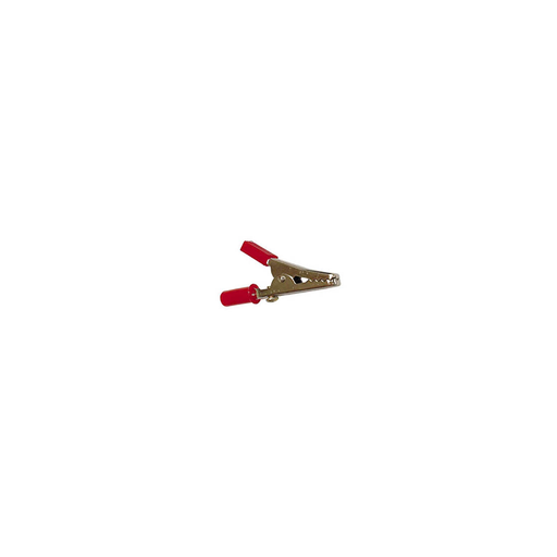 Velleman CM8R 55mm Alligator Clip with Screw Connection, Red