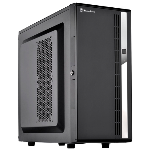 SilverStone CS380B Chassis
