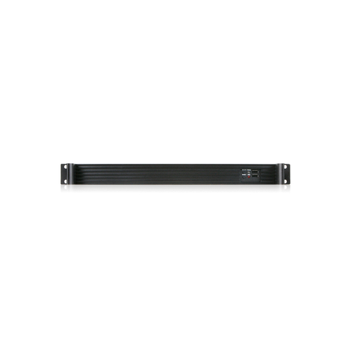 iStarUSA D-118V2-ITX 1U Compact Rackmount mini-ITX Chassis