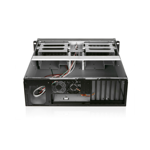 iStarUS D-300SEA-SL 3U Compact Stylish Rackmount Chassis with SEA Bezel