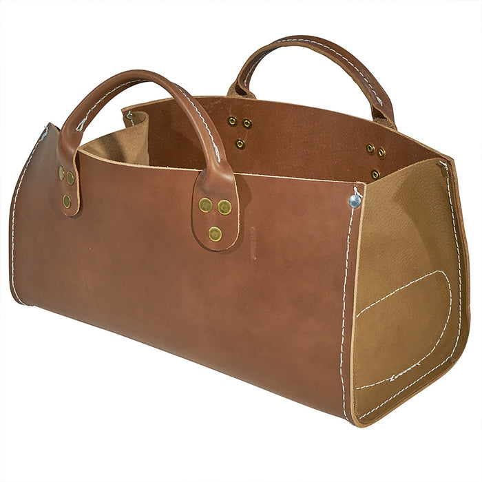 Klein Tools 5115 Leather Tote Bag