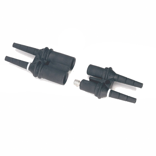 Ideal D65PN-LC SK Kit, Dual In-Line Phase, Neutral Fused, 4 or 2 AWG, Copper