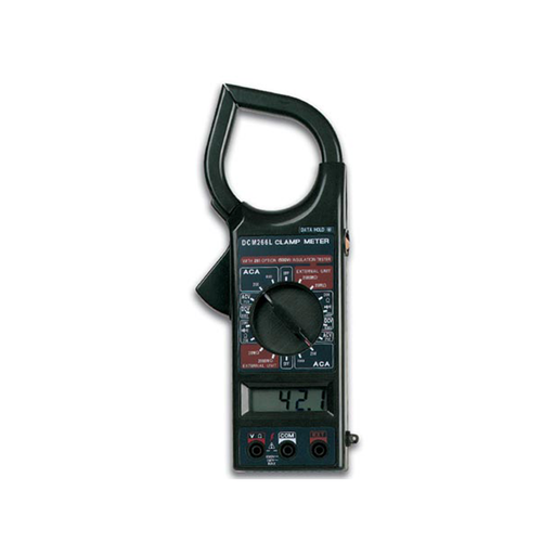 Velleman DCM266L Digital Clamp Multimeter