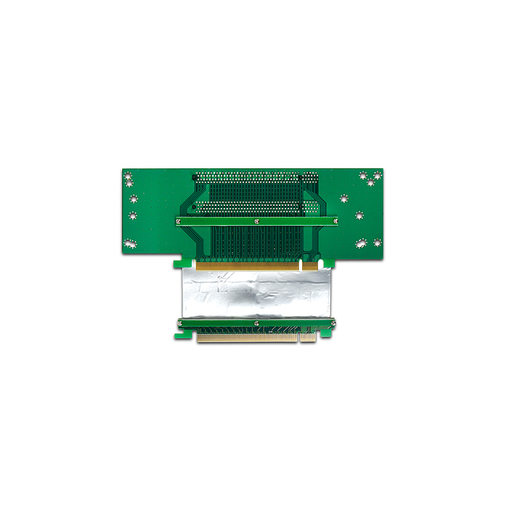 iStarUSA DD-630660-C7 2U 2 PCIe x16 with 7cm Ribbon Cable
