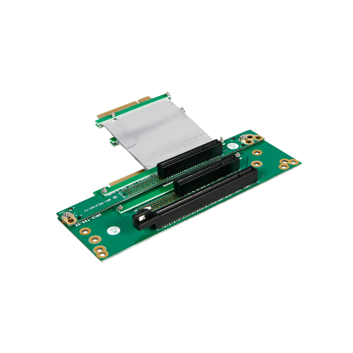 iStarUSA DD-643655-C7 1 PCIe x16 and 2 PCIe x8 Riser Card