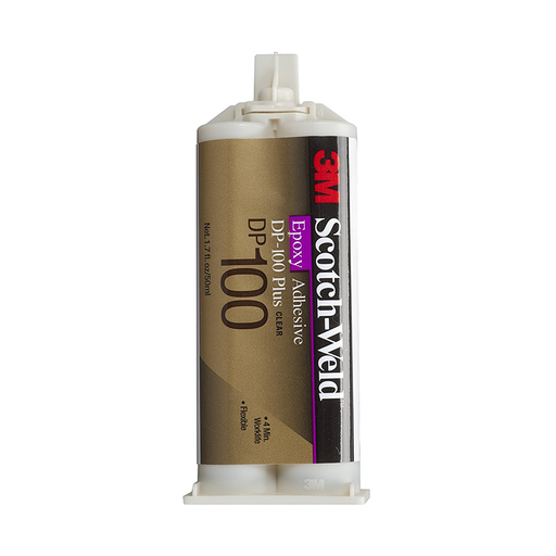 3M DP100PLUS 1.69oz Clear Scotch-Weld Epoxy Adhesive