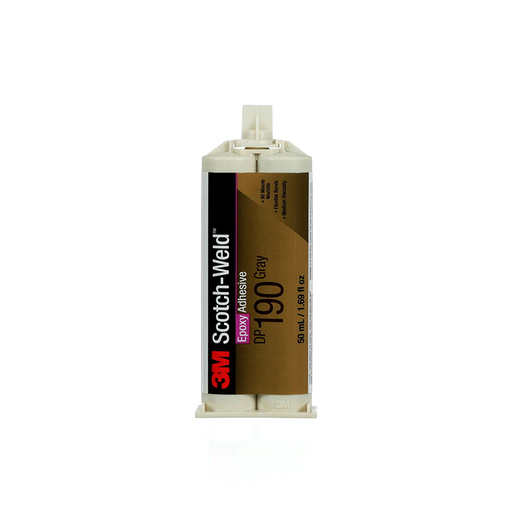 3M DP190 50mL Translucent Scotch-Weld Epoxy Adhesive