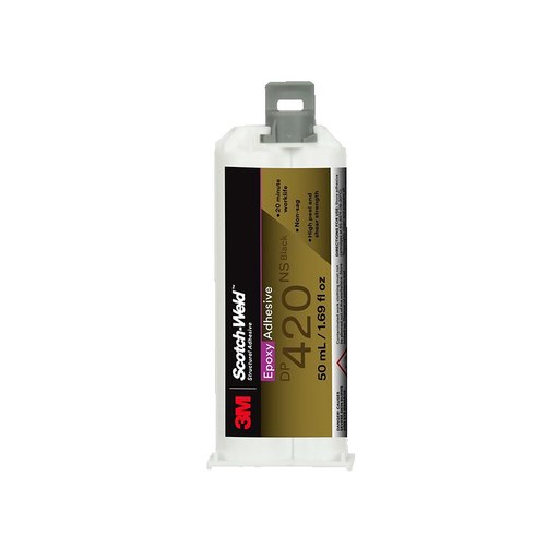 3M DP420NS Black 50mL Scotch-Weld Epoxy Adhesive
