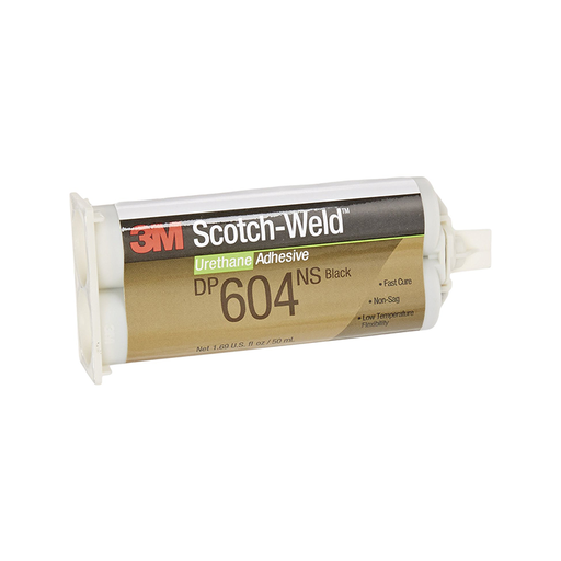 3M DP604NS-Black-50ml Scotch-Weld Urethane Adhesive