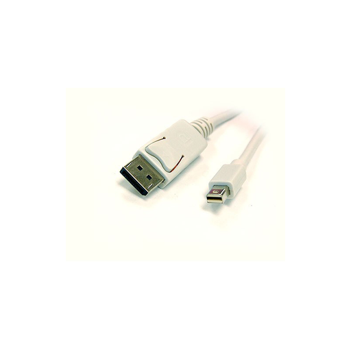Bytecc DPR-06 Mini DisplayPort Male to DisplayPort Male Video