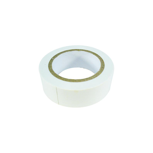 "Velleman DTEI1W 0.75"" x 29.5 ft. PVC Insulation Tape, White"