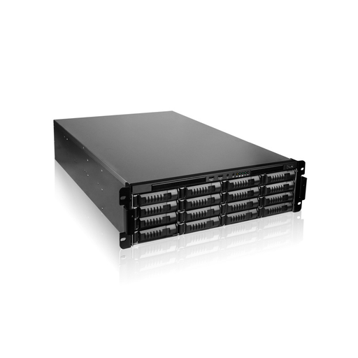 iStarUSA E3M16 3U 16-Bay Storage Server Rackmount Chassis