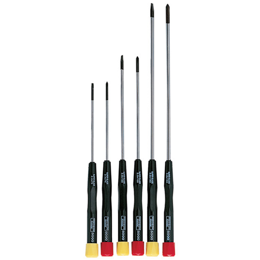 Eclipse 800-007 Precision Screwdriver Set, 6 Piece