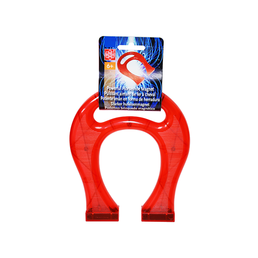 Elenco EDU-36724 Horseshoe Magnet