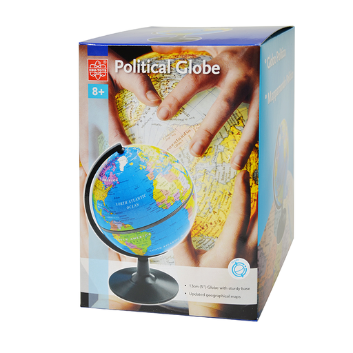 "Elenco EDU-36920 5"" Desktop Political Globe"