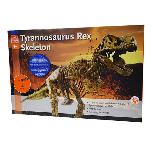 "Elenco EDU-37329 Science Tech T-Rex Skeleton 36"" Scale Replica Model"