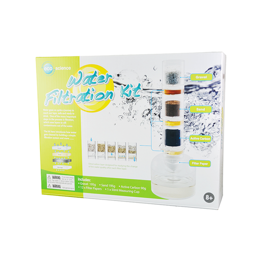 Elenco EDU-37677 Water Filtration Kit