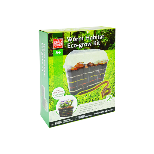 Elenco EDU-37700 Worm Habitat